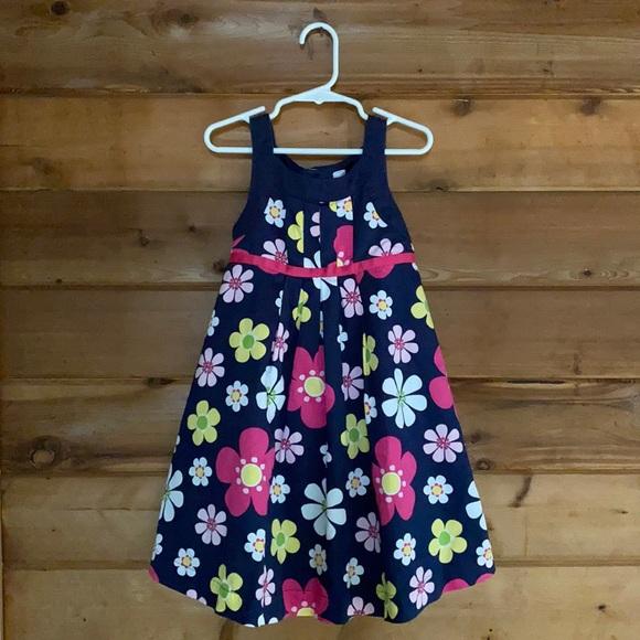Carter's Floral Dress (5T)